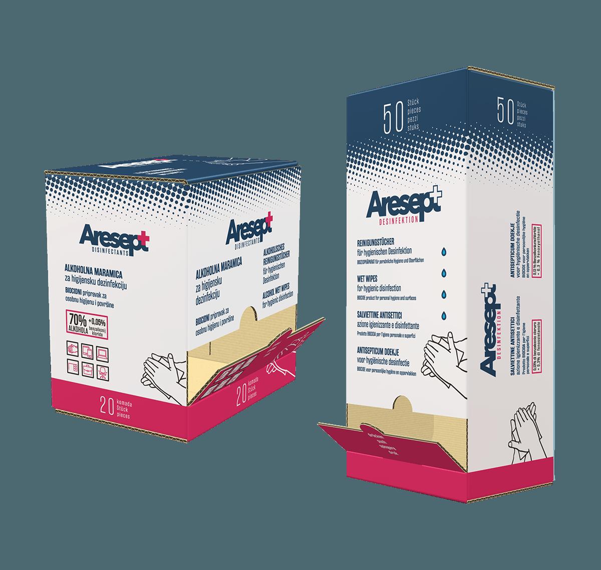 Industrijska ambalaža za higijenske proizvode - Tiskara Grafokor